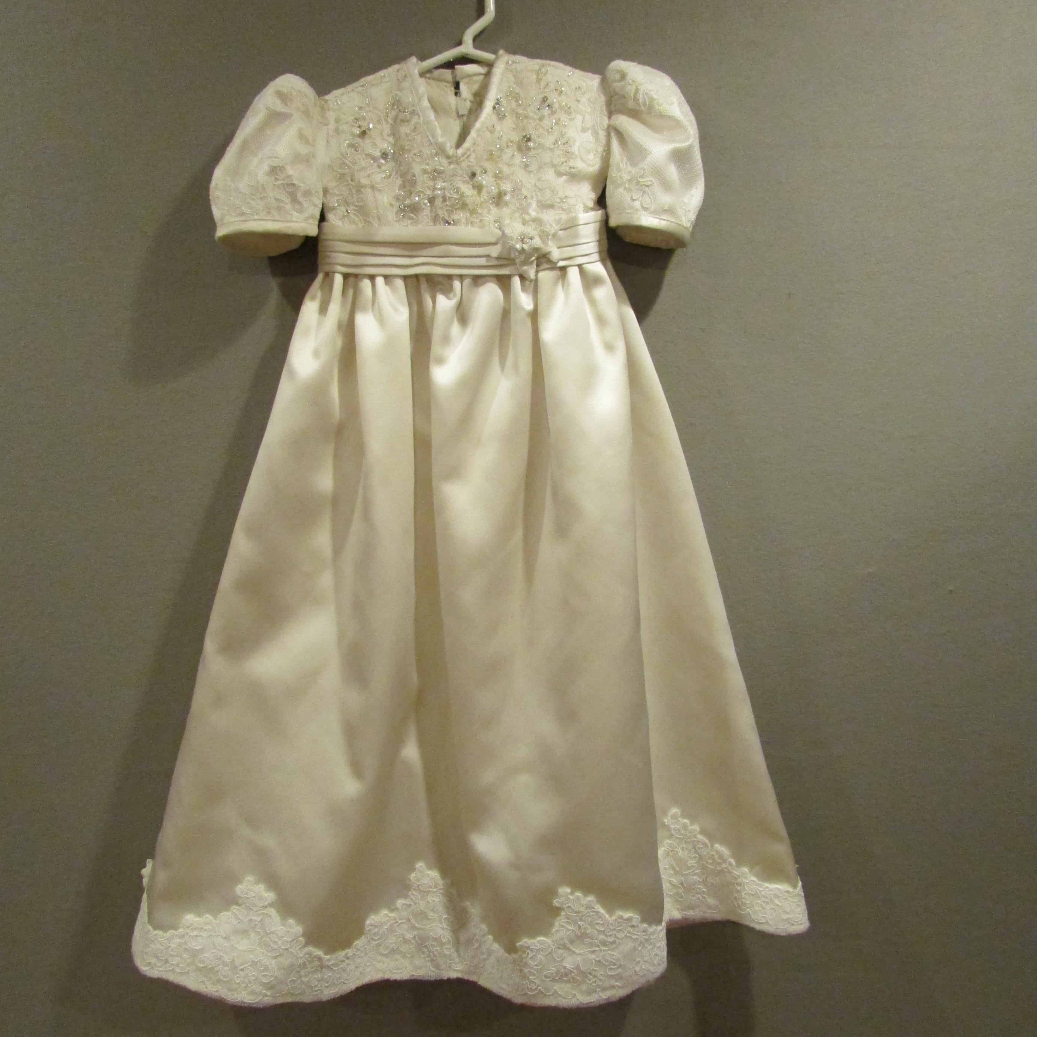 Baptismal Gown 9.14