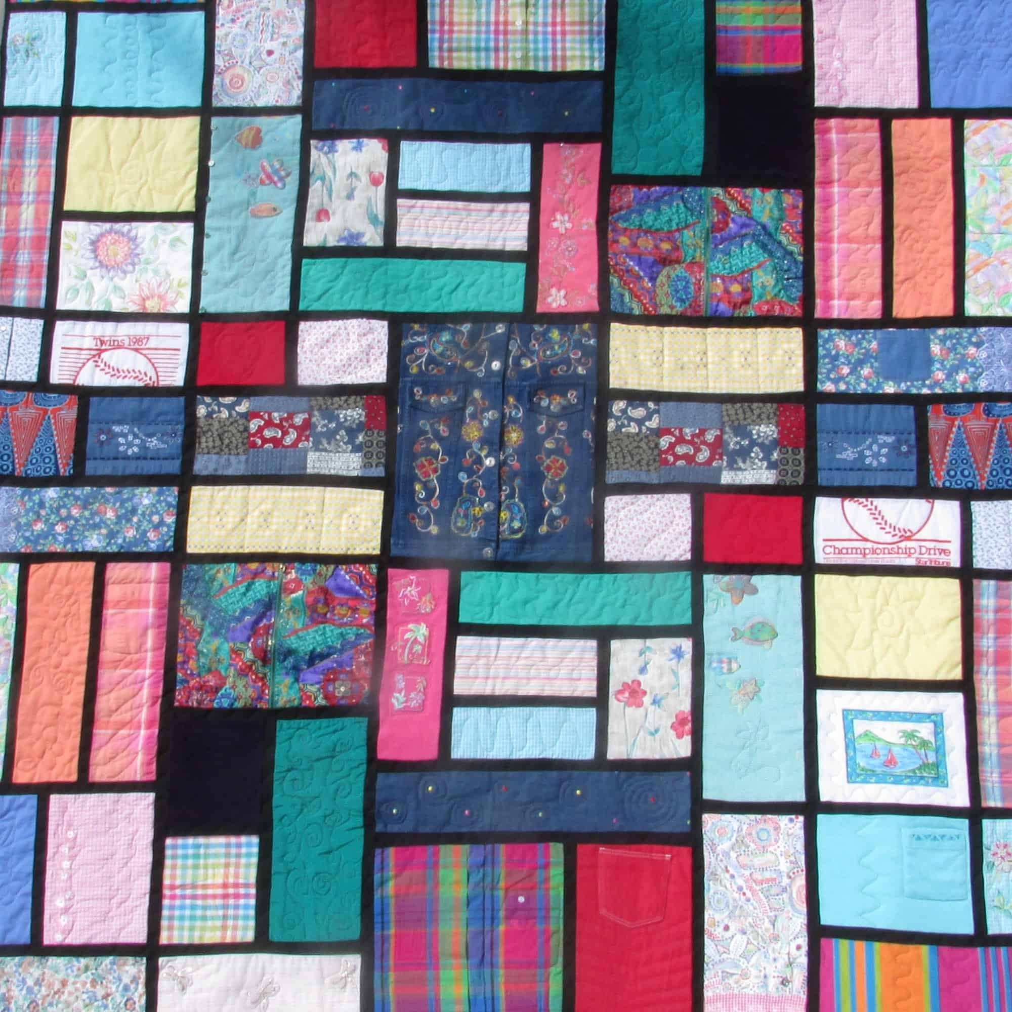 Quilts-Squares